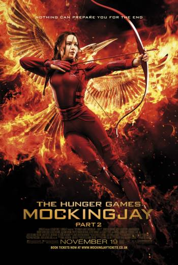 THE HUNGER GAMES: MOCKINGJAY - PART 2 <span>(2015)</span> artwork