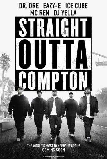 STRAIGHT OUTTA COMPTON <span>(2015)</span> artwork
