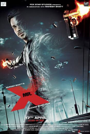 MR. X <span>[2D]</span> artwork