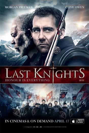 THE LAST KNIGHTS artwork