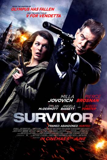 SURVIVOR <span>(2015)</span> artwork
