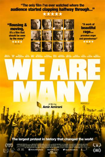 WE ARE MANY <span>(2014)</span> artwork