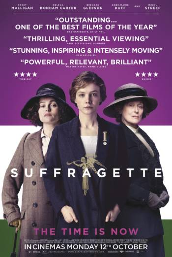 SUFFRAGETTE artwork