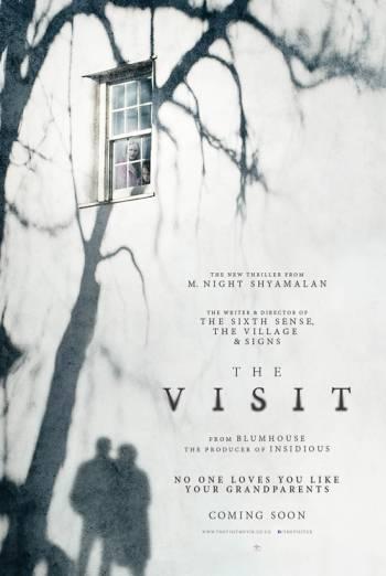 THE VISIT artwork