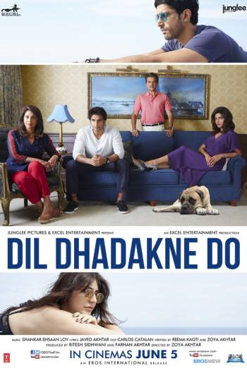 DIL DHADAKNE DO <span>(2015)</span> artwork