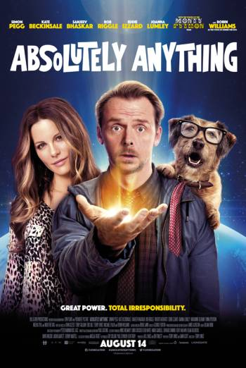 ABSOLUTELY ANYTHING artwork