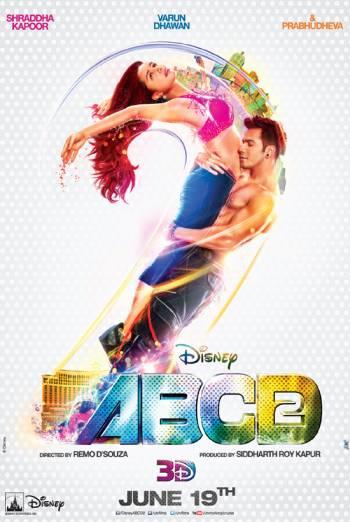 ABCD 2 <span>(2015)</span> artwork