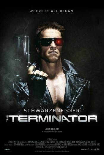 THE TERMINATOR artwork