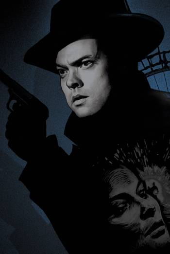 THE THIRD MAN artwork