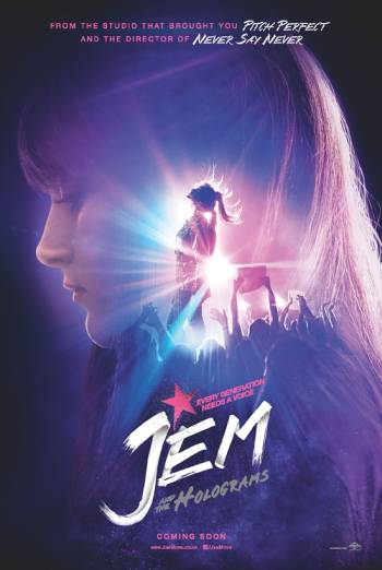 JEM AND THE HOLOGRAMS <span>(2015)</span> artwork