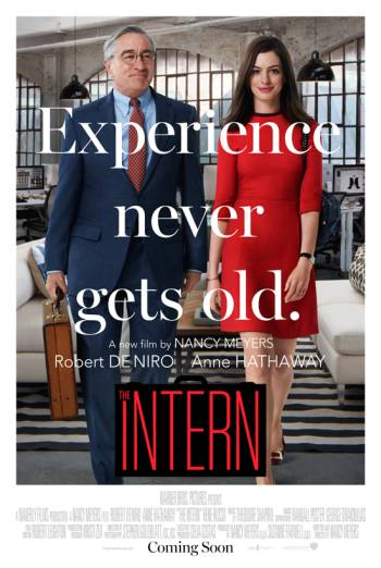 THE INTERN <span>(2015)</span> artwork