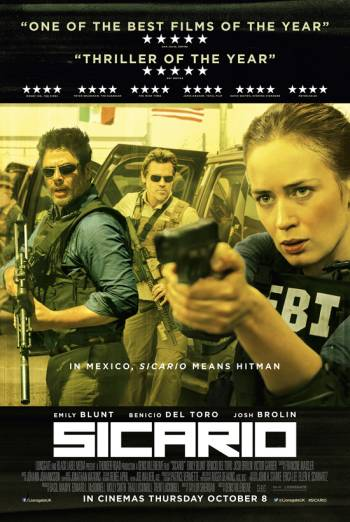 SICARIO artwork