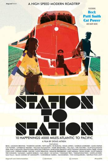 STATION TO STATION artwork