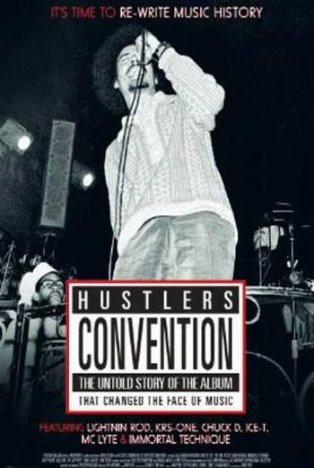 HUSTLERS CONVENTION <span>(2015)</span> artwork