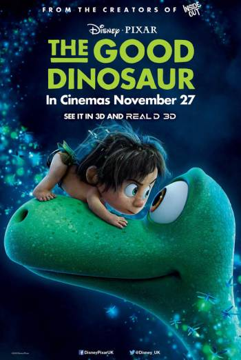 THE GOOD DINOSAUR <span>[2D,With short: Sanjay&#039;s Super Team]</span> artwork