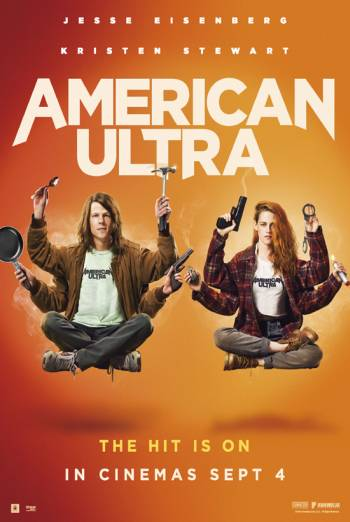 AMERICAN ULTRA artwork