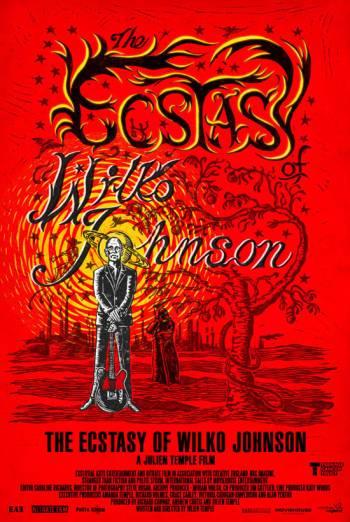 THE ECSTASY OF WILKO JOHNSON <span>(2015)</span> artwork