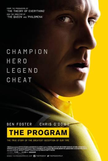 THE PROGRAM <span>(2015)</span> artwork