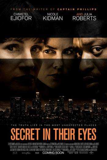 SECRET IN THEIR EYES <span>[Additional material,Audio commentary]</span> artwork