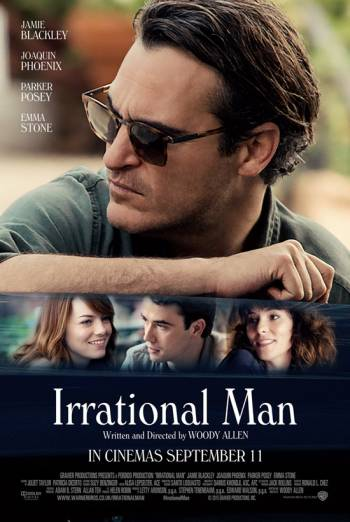 IRRATIONAL MAN artwork