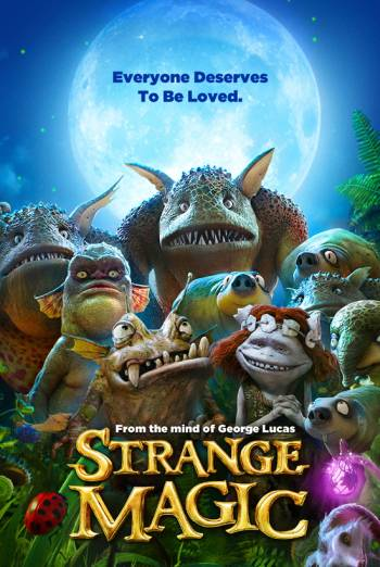 STRANGE MAGIC artwork