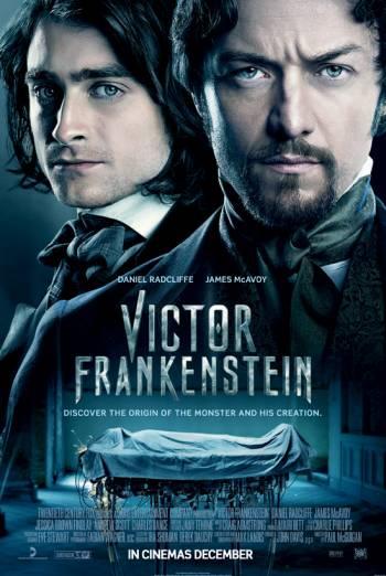 VICTOR FRANKENSTEIN <span>(2015)</span> artwork