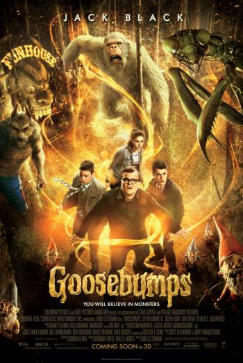 GOOSEBUMPS artwork
