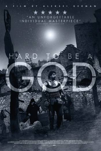 HARD TO BE A GOD <span>(2013)</span> artwork