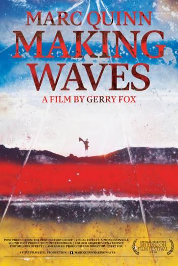 MARC QUINN - MAKING WAVES <span>(2014)</span> artwork
