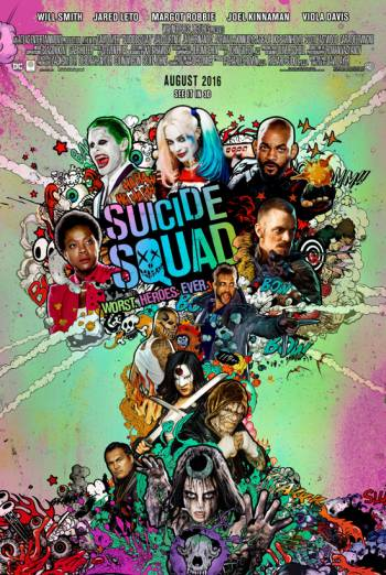 SUICIDE SQUAD <span>(2016)</span> artwork