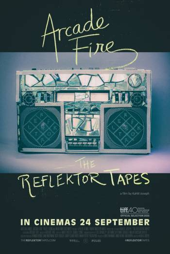 ARCADE FIRE: THE REFLEKTOR TAPES <span>(2015)</span> artwork