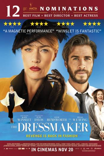 THE DRESSMAKER artwork