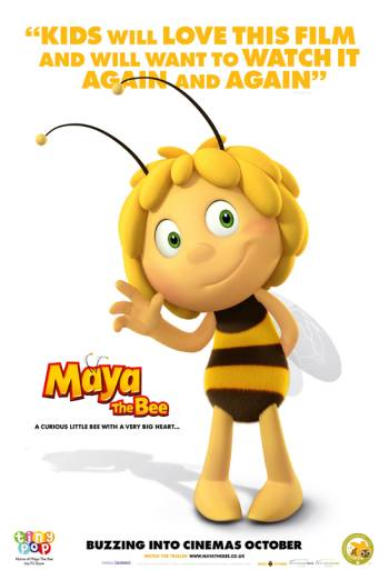 MAYA THE BEE <span>(2015)</span> artwork