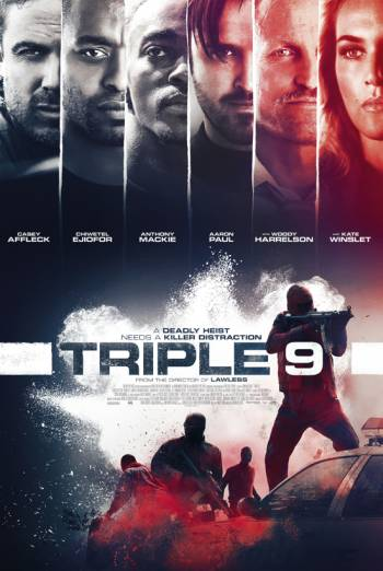TRIPLE 9 artwork
