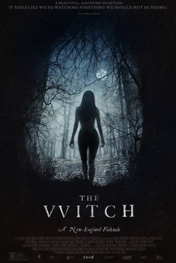 THE WITCH artwork