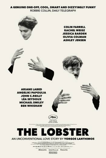 THE LOBSTER artwork