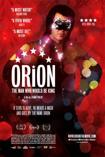 ORION: THE MAN WHO WOULD BE KING <span>(2015)</span> artwork