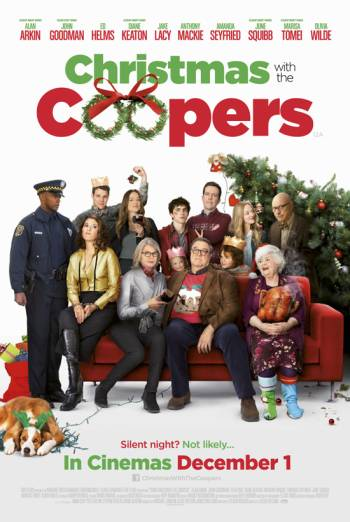 CHRISTMAS WITH THE COOPERS artwork