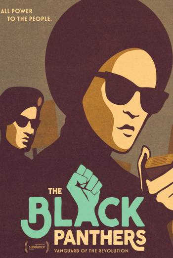 THE BLACK PANTHERS: VANGUARD OF THE REVOLUTION artwork