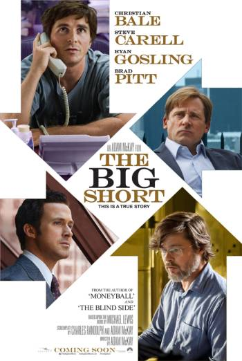 THE BIG SHORT artwork