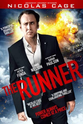 THE RUNNER artwork