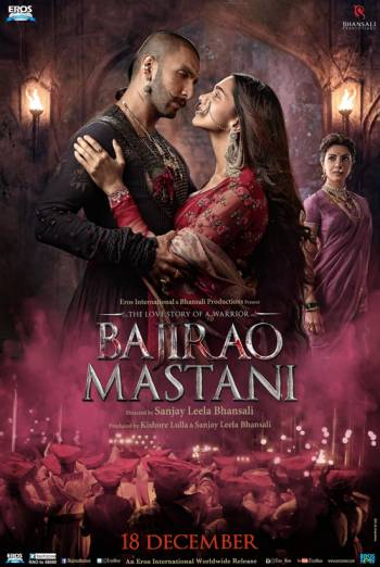 BAJIRAO MASTANI artwork