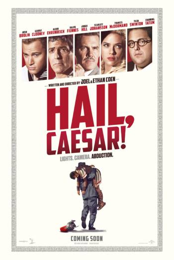 HAIL, CAESAR! <span>(2016)</span> artwork