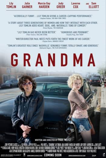 GRANDMA <span>(2015)</span> artwork