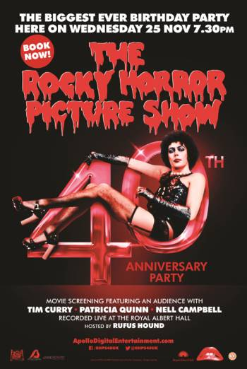 THE ROCKY HORROR PICTURE SHOW <span>(1975)</span> artwork
