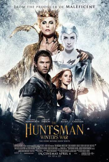 THE HUNTSMAN: WINTER'S WAR <span>(2016)</span> artwork