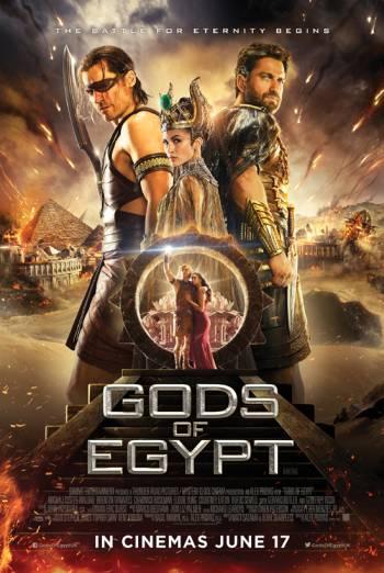 GODS OF EGYPT artwork