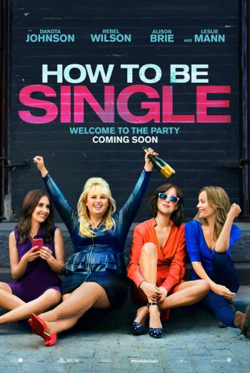 HOW TO BE SINGLE <span>(2016)</span> artwork