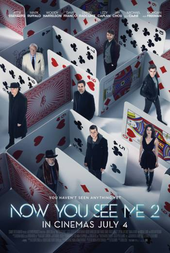 NOW YOU SEE ME 2 <span>(2016)</span> artwork