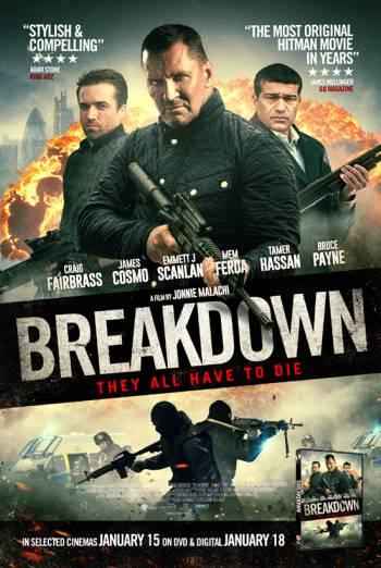 BREAKDOWN | British Board of Film Classification